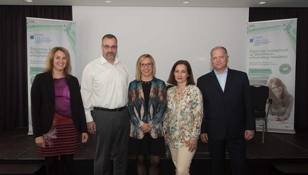 Natalie C. Postruznik, Ranko Rajovic, Mirna Radosevic, Aleksandra Kolaric, Nikica Gabric